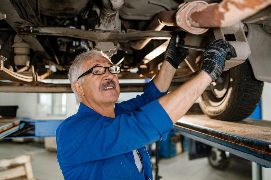 капитальный ремонт авто